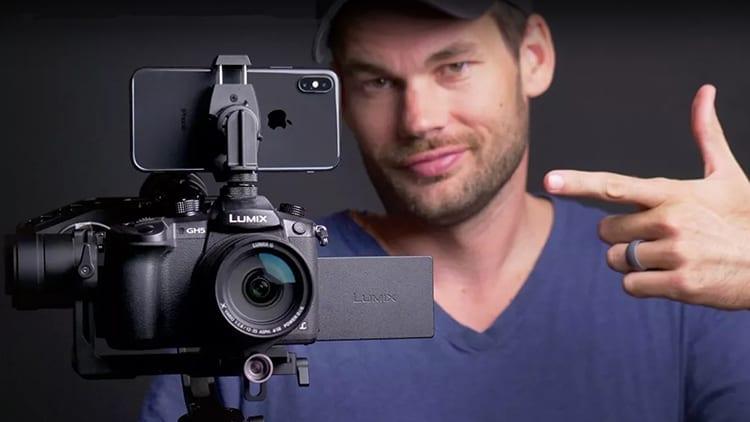 La videocamera 4K dell'iPhone X comparata con una Panasonic GH5 da 2000$: Ecco il test [Video]