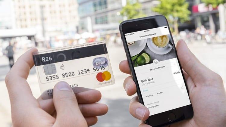 N26 e Expendia Smart da oggi supportano Apple Pay