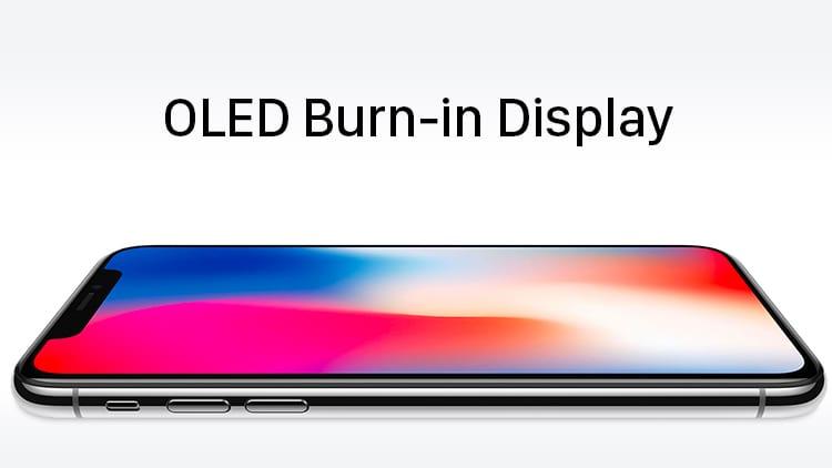 """I produttori di smartphone temono gli schermi OLED a causa del difetto chiamato """"Burn-in"""""""