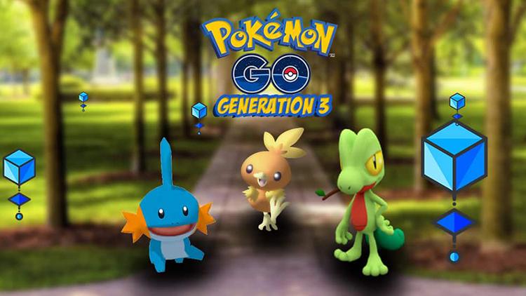Pokemon Go si evolve con 50 nuovi Pokemon e l'introduzione del meteo dinamico