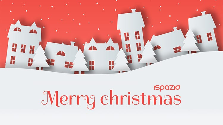 Buon Natale Video.Buon Natale Da Ispazio E Felice 2018 Video