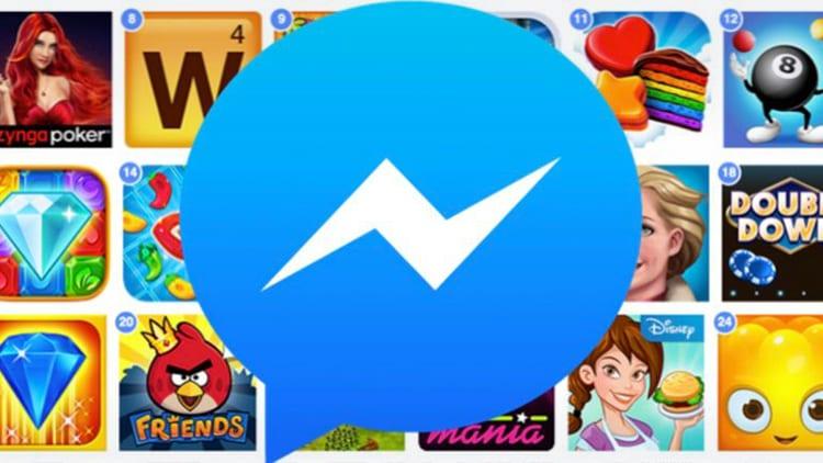 Facebook implementa il Live Streaming dei giochi su Messenger e la Chat tra sfidanti
