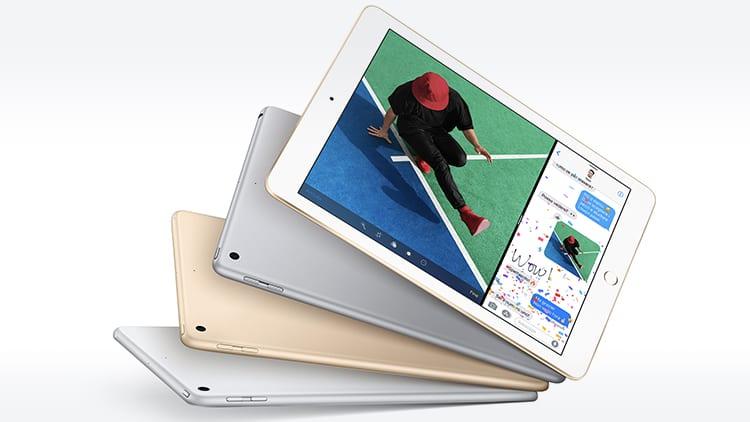 Apple potrebbe rilasciare un nuovo iPad economico da 9,7″ nel 2018