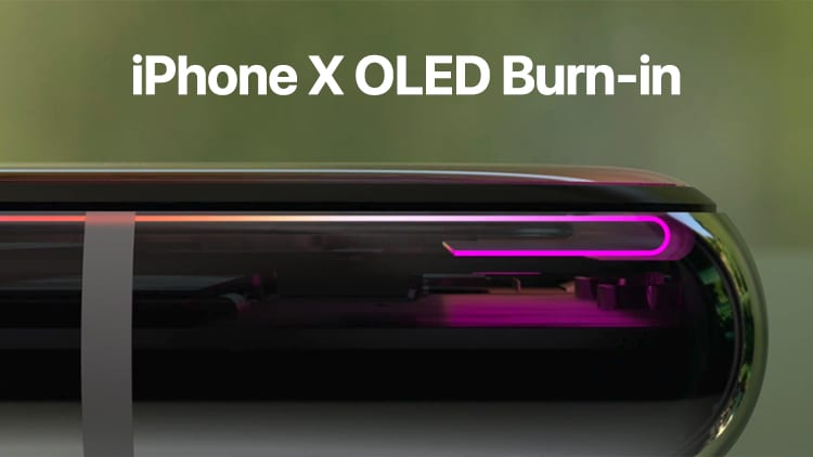 iPhone X: Si è già verificato il primo caso di burn-in display! | ESCLUSIVA