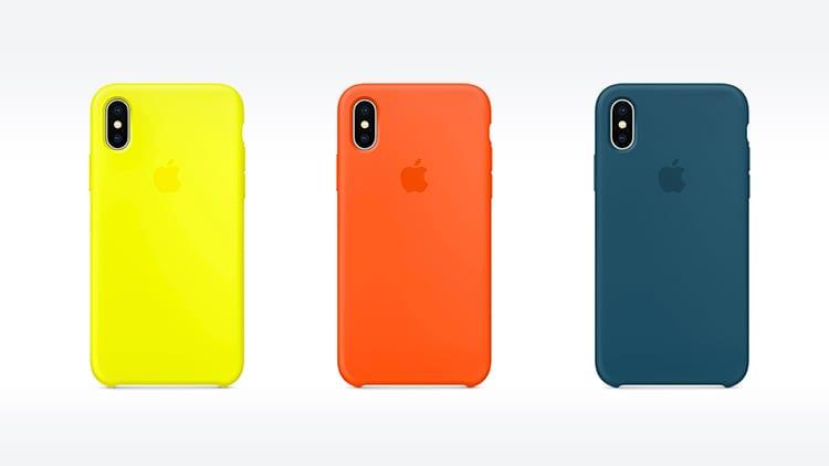 Apple lancia nuove colorazioni di custodie per iPhone e cinturini Apple Watch