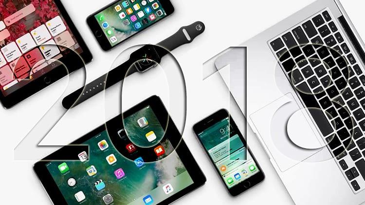 Apple: ecco quali prodotti potrebbero arrivare nel 2018!