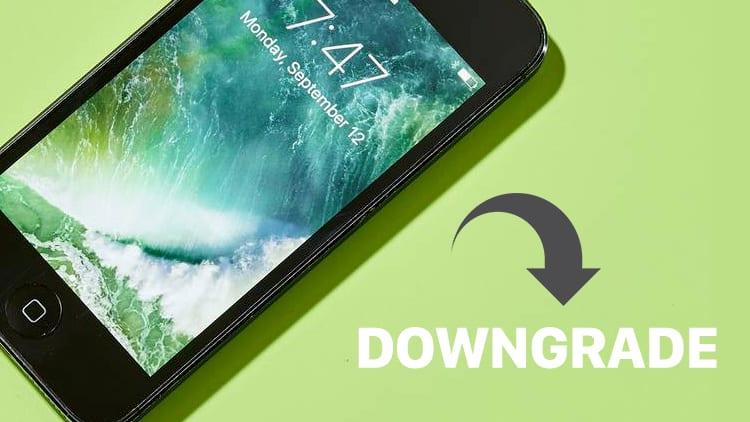 Strano ma vero: Apple riapre le firme delle vecchie versioni di iOS, è possibile il downgrade da iOS 11! [AGGIORNATO]