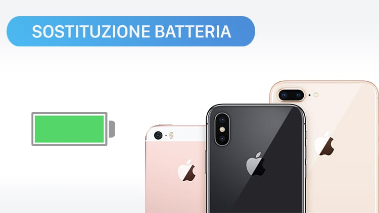 cambio batteria iphone