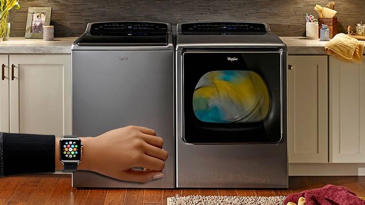 CES 2018: con Apple Watch sarà possibile controllare alcuni elettrodomestici Whirlpool