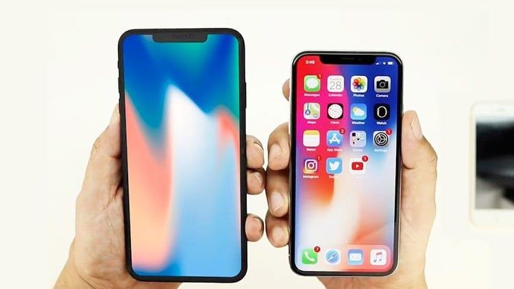 Nel 2018 arriverà un iPhone X Plus da 999$, il modello standard costerà 899$