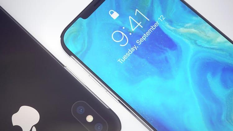 iPhone del 2019, ecco come potrebbe essere: tacca più piccola, cornici più sottili e fotocamera a filo | Render