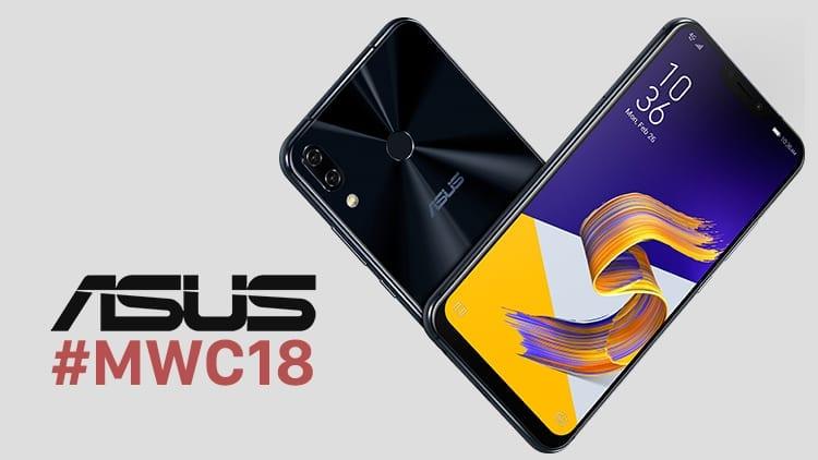 MWC18: ASUS svela la nuova Serie ZenFone 5 [Video]