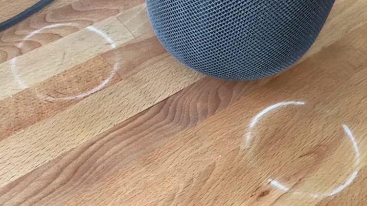 Apple conferma che HomePod può macchiare le superfici in legno e fornisce alcuni suggerimenti [AGGIORNATO]