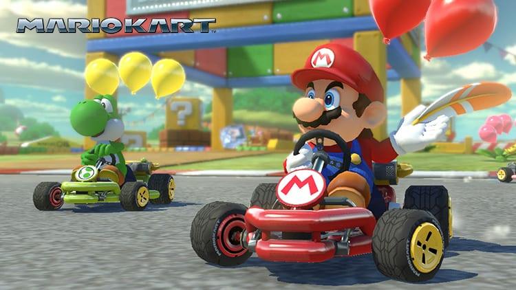 UFFICIALE: Nintendo annuncia l'arrivo di Mario Kart su iOS!