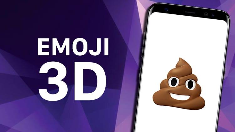 """Il Samsung Galaxy S9 avrà le Emoji 3D, """"più avanzate"""" delle Animoji di Apple"""