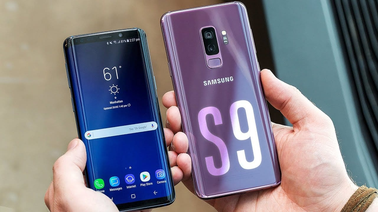 Samsung Galaxy S9: primi video hands on dal MWC 2018 [Video]