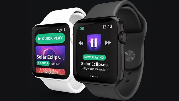 Spotify per Apple Watch potrebbe arrivare dopo la WWDC 2018