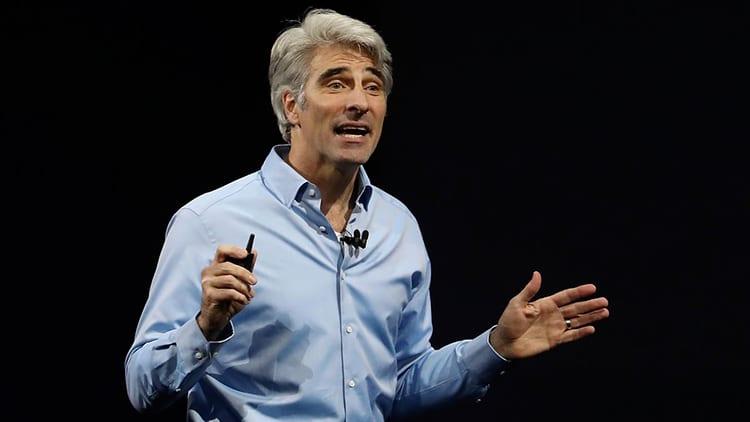 Craig Federighi su nuove proposte governative: «indebolire la sicurezza di iOS non ha senso, sarebbe un terribile errore»