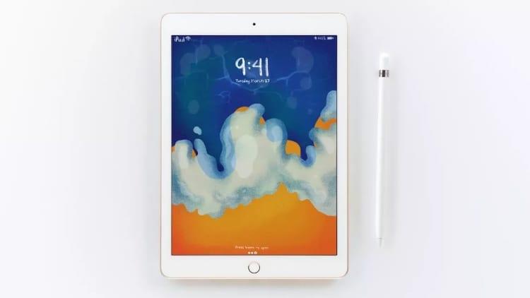 Evento Apple: ecco il nuovo iPad da 9,7″ low-cost e con supporto alla Apple Pencil! [Video]