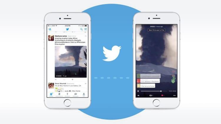 Twitter cerca di copiare Snapchat per ottenere nuove opzioni di monetizzazione