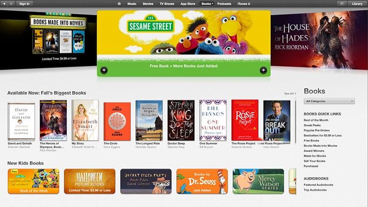 Apple Books potrebbe rimpiazzare l'iBooks Store con un assetto simile al nuovo App Store di iOS 11