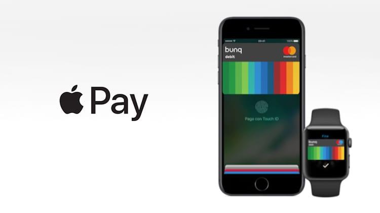 """In Italia la banca """"Bunq"""" aggiunge il supporto ad Apple Pay"""