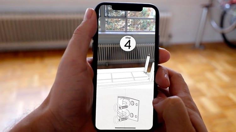 Le istruzioni per montare i mobili di ikea potrebbero for App per progettare mobili