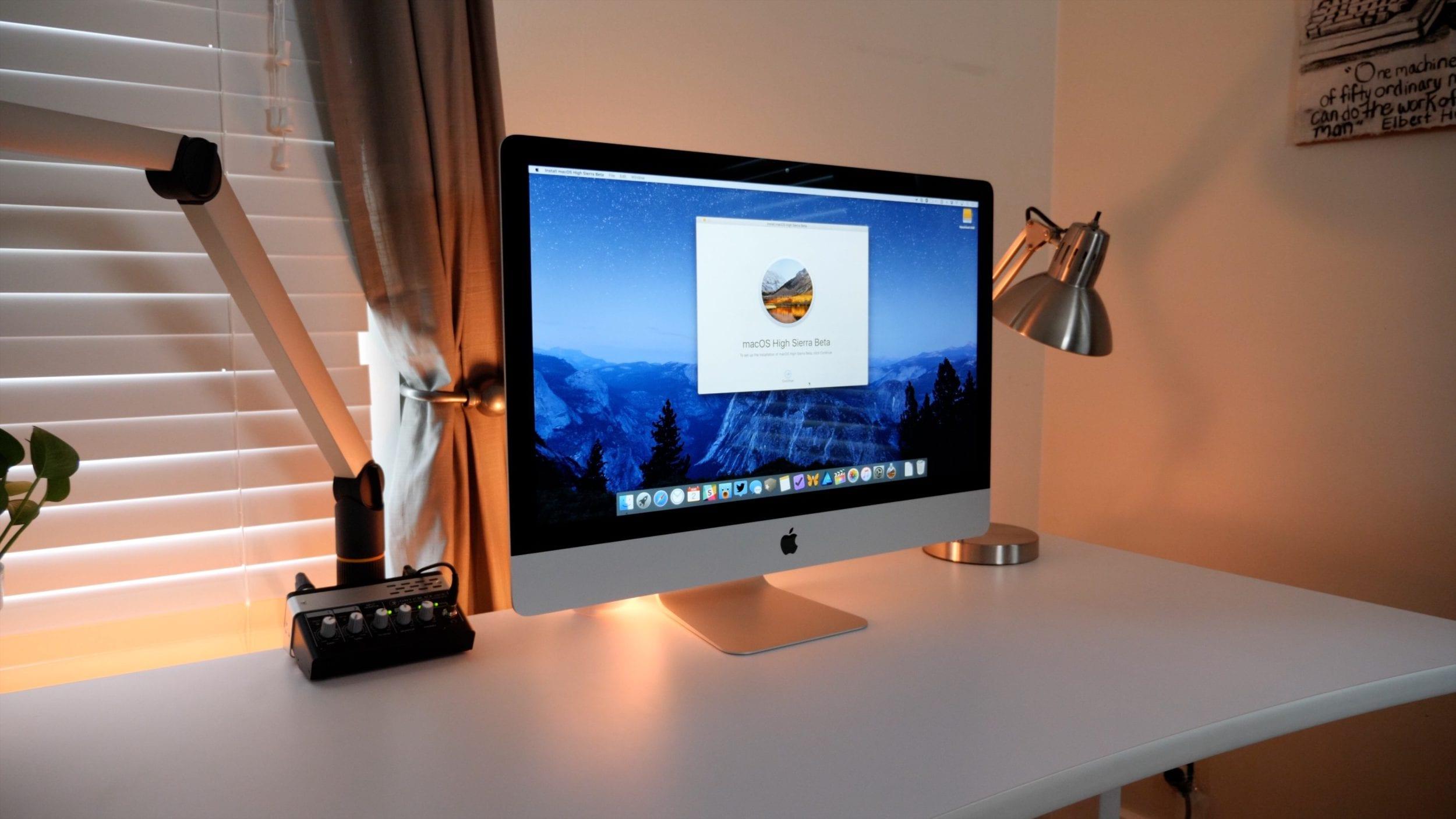 Apple pubblica (per errore) la lista finale delle novità che saranno presenti in MacOS 10.13.4