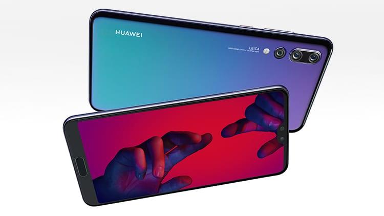 Huawei presenta il P20 ed il P20 Pro con tripla fotocamera posteriore!