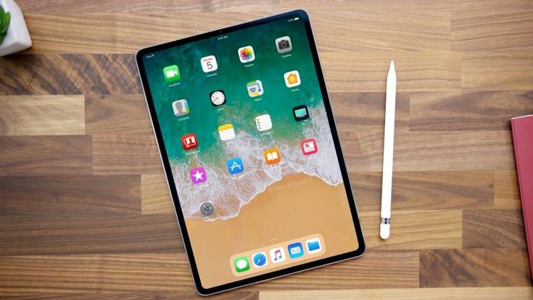 iPad Pro 2018: svelate le dimensioni e le risoluzioni dei nuovi schermi senza bordi
