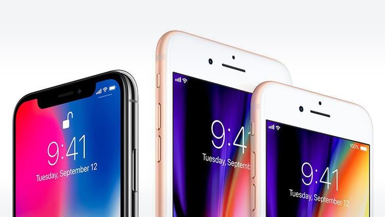 CIRP: in USA aumentano le vendite di iPhone 8 e 8 Plus, in calo la richiesta di iPhone X