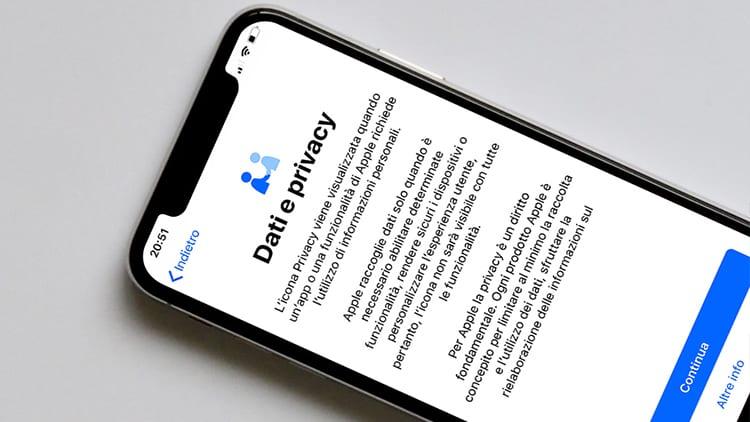 Apple aggiorna il sito web dedicato alla Privacy con dettagli su iOS 12 e Mojave