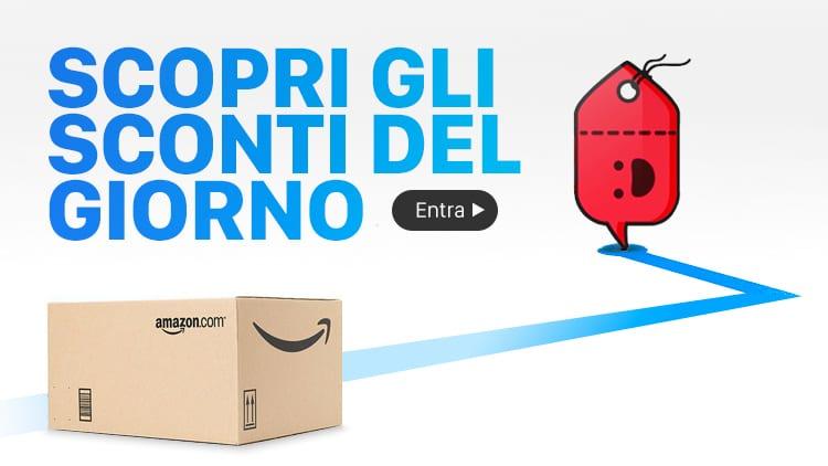 Photo of Le offerte Amazon del 21 Febbraio ed i nostri codici sconto | Scontiamolo.com