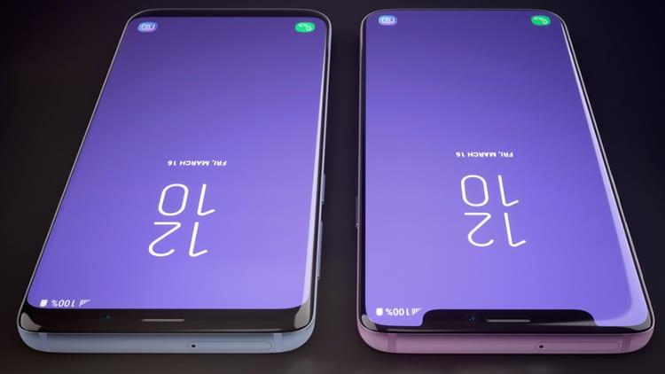 Dopo tanta ironia, Samsung ha depositato il brevetto di uno smartphone con il Notch!