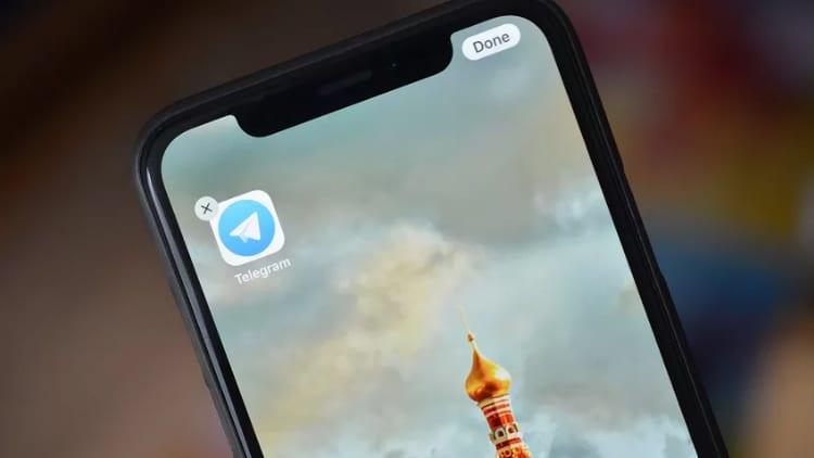 La Russia chiede ad Apple di rimuovere Telegram dall'App Store [AGGIORNATO]