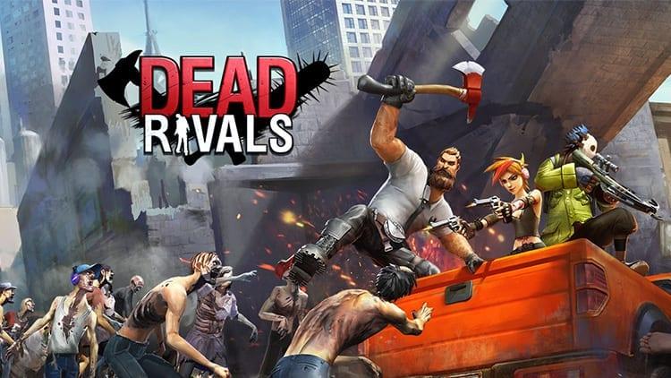 DEAD RIVALS – Zombie MMO, disponibile in App Store il nuovo gioco gratuito di Gameloft