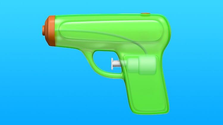 Sulla scia di Apple, anche Google, Facebook e Microsoft sostituiscono l'emoji della pistola