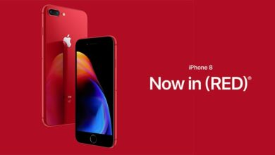 Photo of Apple lancia gli iPhone 8 rossi (Product)RED. Disponibili dal 10 Aprile con il fronte nero!