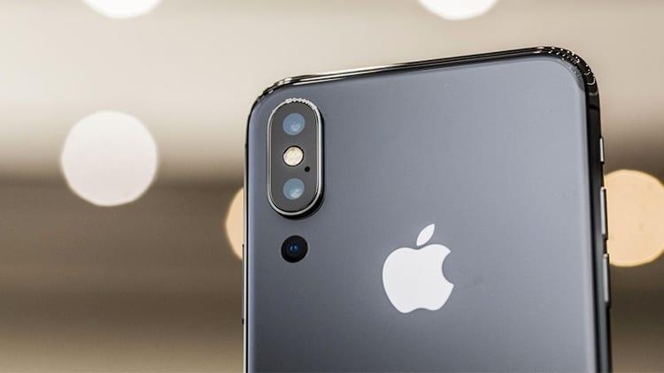 Un iPhone con modulo fotografico a tre lenti potrebbe arrivare nel 2019