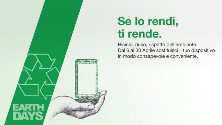 Earth Days, da Med Store la tecnologia abbraccia l'ambiente