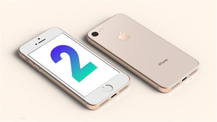 Prime immagini dell 39 iphone se 2 con la scocca in vetro for Smartphone ultime uscite