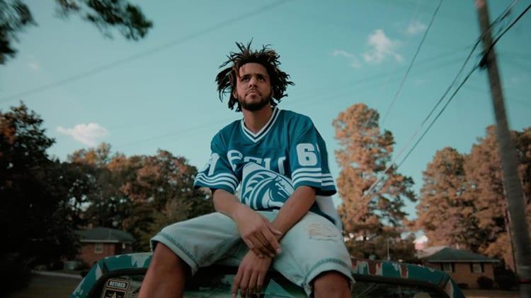 J. Cole lancia il nuovo album ed è subito record su Apple Music: mai così tanti ascolti in un giorno
