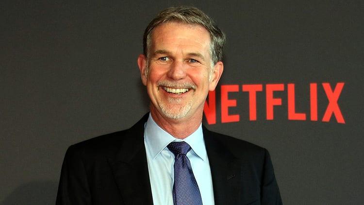 """""""Netflix è l'anti-Apple"""", parola del CEO Reed Hastings"""