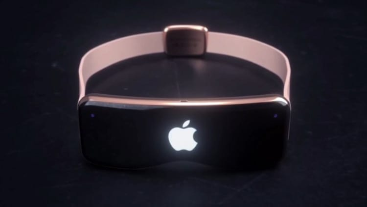 Apple lavora su un visore AR/VR wireless con due display 8K