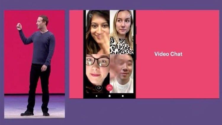Evento Facebook, 3 novità per Instagram: videochiamate, nuovo tab esplora e Realtà Aumentata
