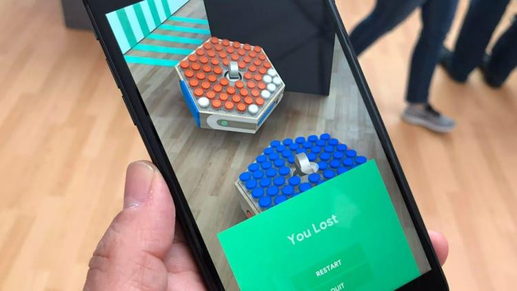 Google dimostra che dispositivi iOS e Android possono condividere lo stesso mondo in realtà aumentata [Video]