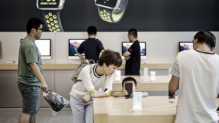 Counterpoint: iPhone domina le vendite di smartphone online in Cina