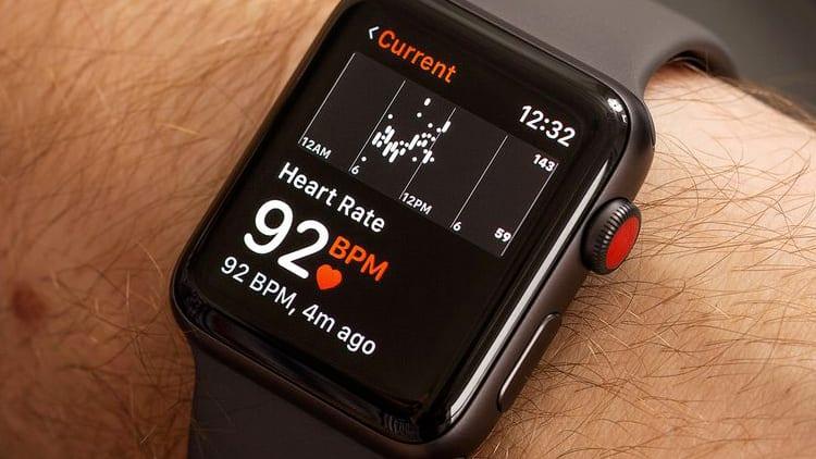 Apple Watch salva la vita di un uomo in Italia