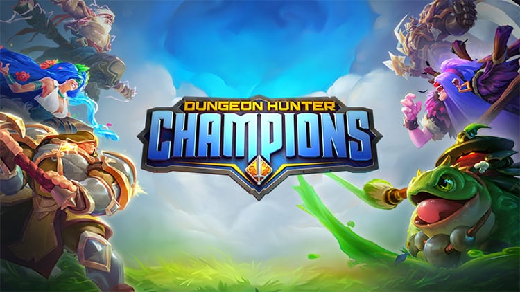 Dungeon Hunter Champions, il nuovo action RPG di Gameloft disponibile in App Store [Video]