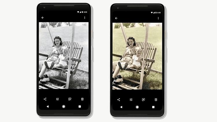 Google Foto potrà aggiungere colori a foto in bianco e nero (e tanto altro ancora)